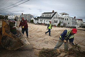 Sandy, Election Could Skew Future Jobs Reports