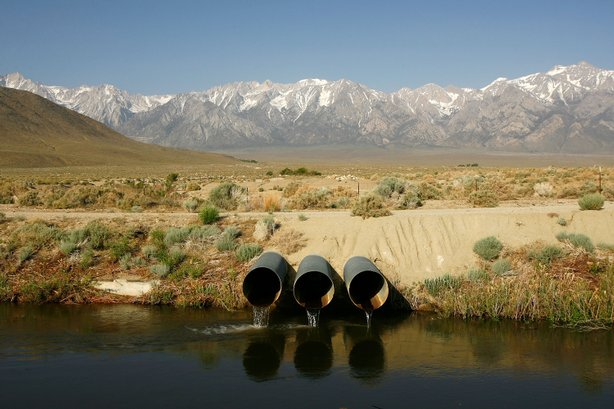 The California Department of Water Resources issued its lowest ever initial e...