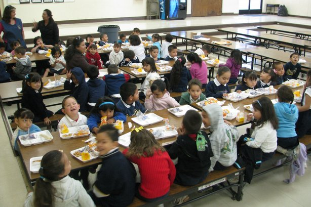 The number of students getting free meals has skyrocketed in the Calexico Unified School District.
