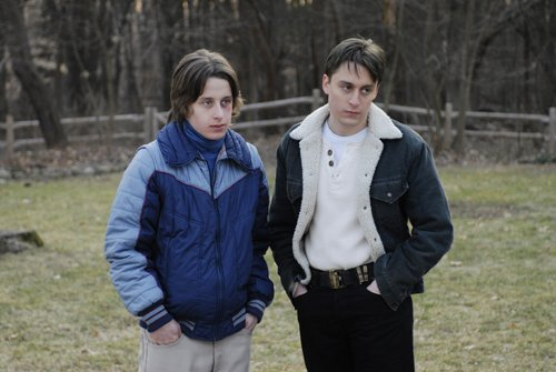 Real life brothers Rory and Kieran Culkin star as onscreen brothers in Lymelife