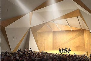 The Acoustical Design of UCSD's Conrad Prebys Concert Hall