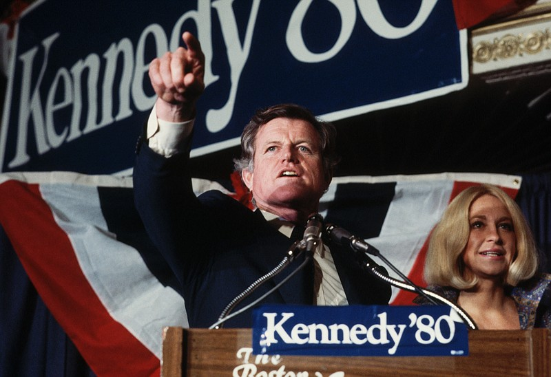 Ted Kennedy's presidential bid, though ultimately unsuccessful, resulted in a...