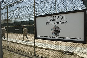 Obama Revives Detainee Tribunals At Guantanamo