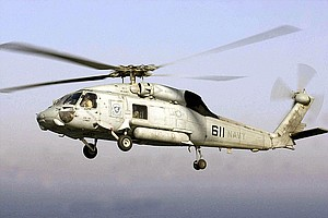 Military Helicopter Crashes Off the Coast of San Diego
