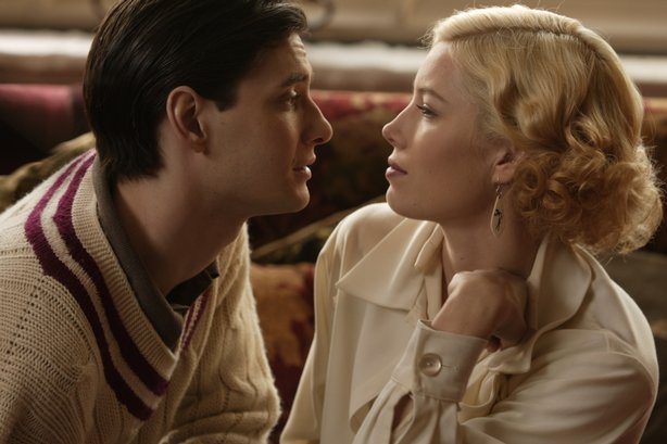Ben Barnes and Jessica Biel look smashing as newlyweds in Easy Virtue