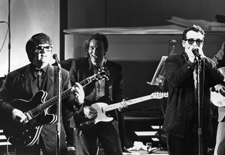 Roy Orbison and Friends: A Black and White Night features the late, great sin...
