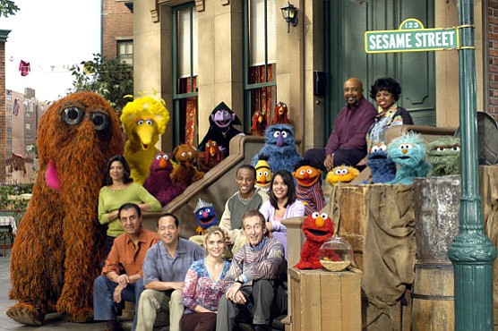 The Sesame Street Cast (2004 Sesame Workshop)
