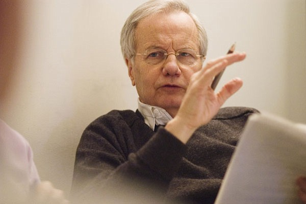 Veteran journalist Bill Moyers