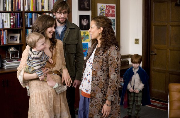 John Krasinski and Maya Rudolph are parents-to-be and Maggie Gyllenhaal has p...