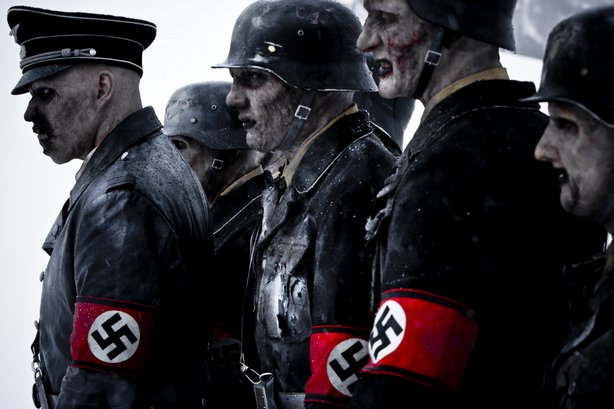 "Nazi zombies rise from the ice in Norway in ""Dead Snow"""