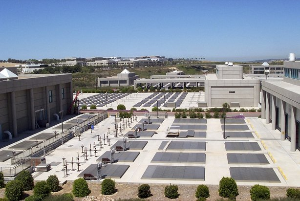 The North City Water Reclamation Plant is the first large-scale water reclama...