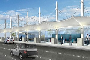 Expansion Begins at Lindbergh Field