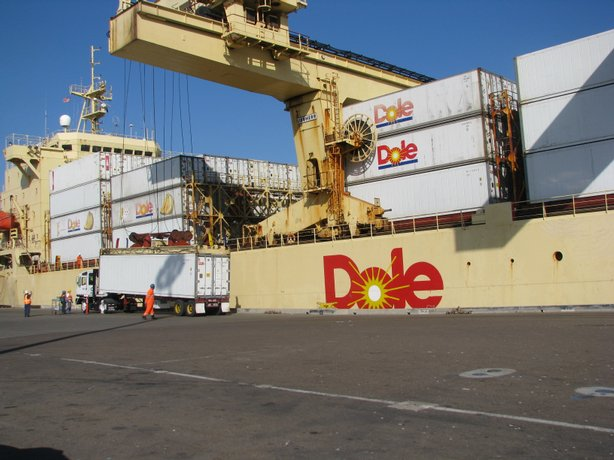 The Tenth Ave Marine Terminal is situated along the San Diego-Coronado Bay Br...