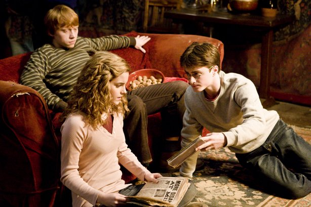 "Not enough action in ""Harry Potter and the Half-Blood Prince"" for the KPBS Te..."