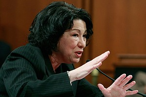 Sotomayor Pressed On Abortion Views