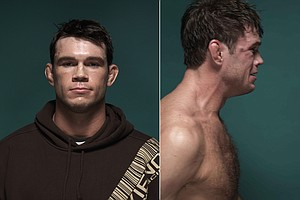Kevin Lynch Photographs the Ultimate Fighting Championship