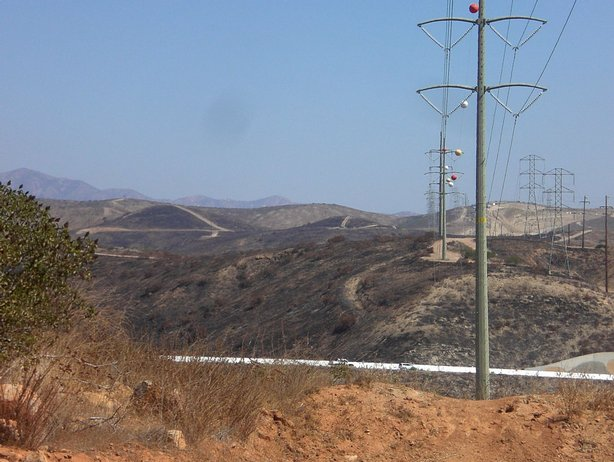 SDG&E plans on cutting the power to rural San Diego when wildfire threats are at its highest.