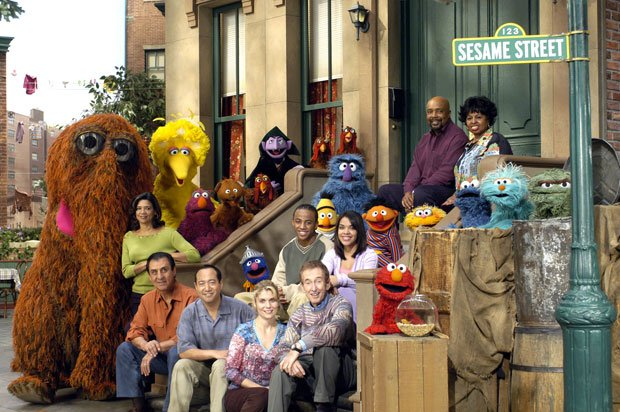 2004 Sesame Workshop