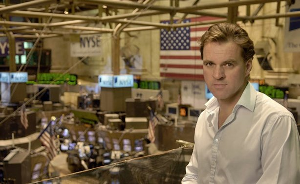 Financial historian and best-selling author Niall Ferguson, shown here at the...