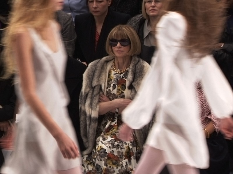 Anna Wintour (Editor-in-Chief, Vogue) in