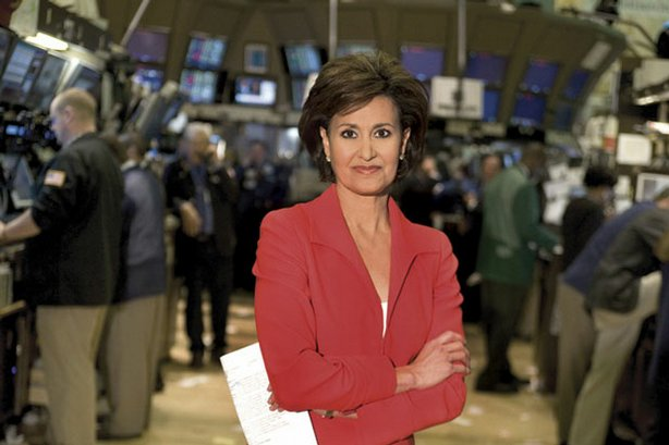 "Susie Gharib, anchor, ""Nightly Business Report"""
