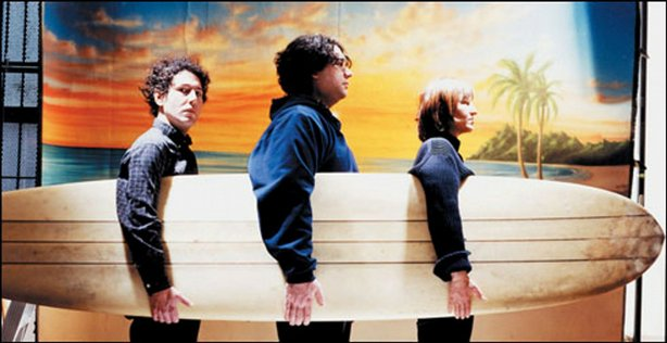 Yo La Tengo, an American alternative rock band, is playing Friday at SOMA. The show starts at 7 p.m.