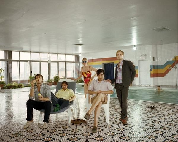 Grizzly Bear plays the Belly Up Tavern in Solana Beach on Wed, October 21st.