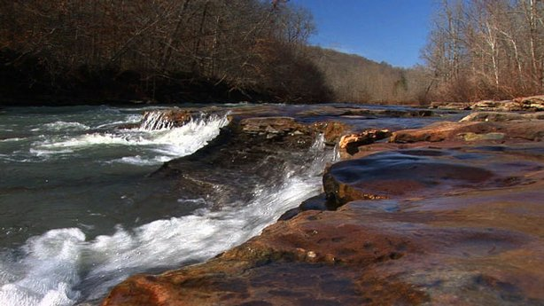 This documentary, which captures the beauty of Arkansas' Buffalo River, detai...