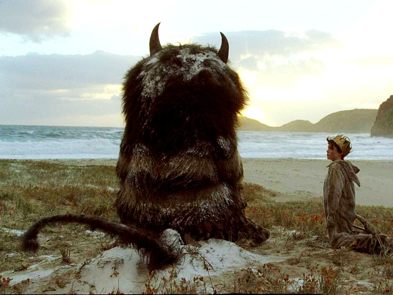 Max Records stars as Max in Warner Bros. Pictures' Where the Wild Things Are ...