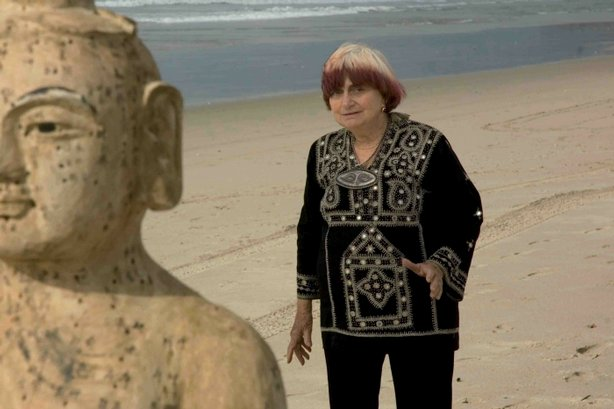 "Agnes Varda looks at her life and the people in it in ""The Beaches of Agnes"""