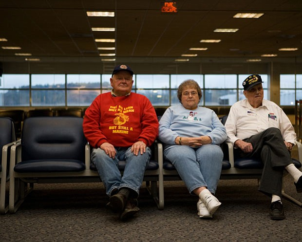 On call 24 hours a day for the past five years, a group of senior citizens ha...