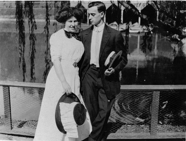 Leo Frank married into Atlanta's high society of German Jews when he wed Luci...