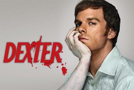 "Michael C. Hall in Showtime's hit series ""Dexter."""