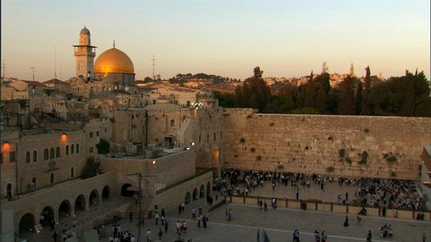 The Western Wall is considered the holiest site in the world for the Jewish people.