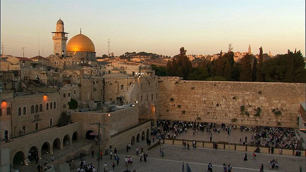 The Western Wall is considered the holiest site in the world for the Jewish p...
