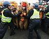Climate Talks Deadlocked As Clashes Erupt Outside