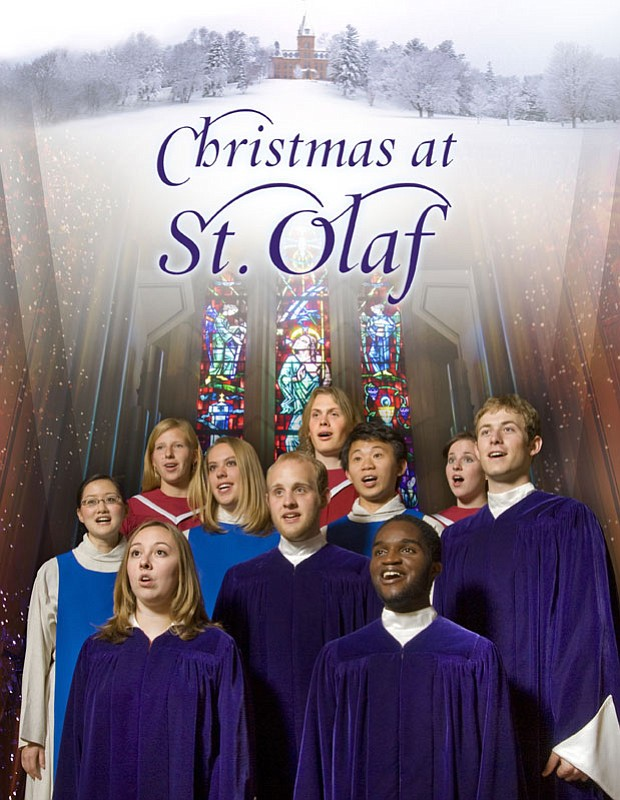 Ten St. Olaf Choir members. This Christmas special features the renowned choi...