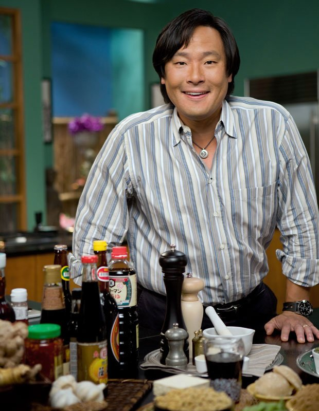 Chef Ming Tsai (pictured) cooks up a new season of the public television seri...
