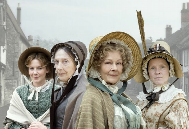 Shown (l-r): Lisa Dillon as Miss Mary Smith, Eileen Atkins as Miss Deborah Je...
