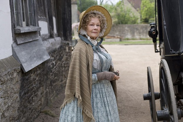 Dame Judi Dench as Miss Matty Jenkyns. A sleepy 1840s English village comes t...