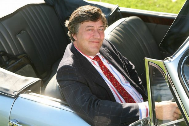 "Stephen Fry (""Jeeves and Wooster"") is back as a small-town lawyer who always stands up for the little guy in the second series of ""Kingdom."""