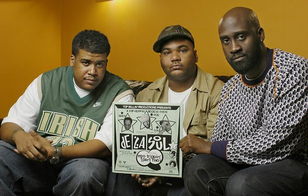 This Long Island hip-hop group, De La Soul, helped set a high bar for samplin...