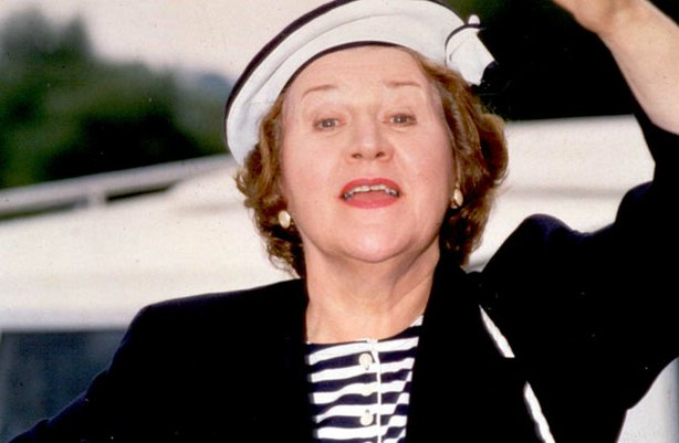 "Patricia Routledge as Hyacinth in ""Keeping Up Appearances."" This special cele..."