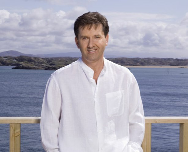 Irish singing sensation Daniel O'Donnell (pictured) returns to PBS in his 10t...