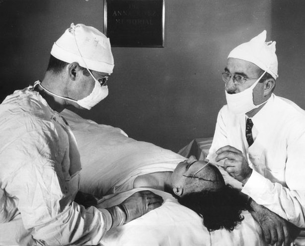 "A lobotomy patient - ""The Lobotomist"" is the gripping and tragic story of an ambitious doctor, the desperate families who sought his help and the medical establishment that embraced him."