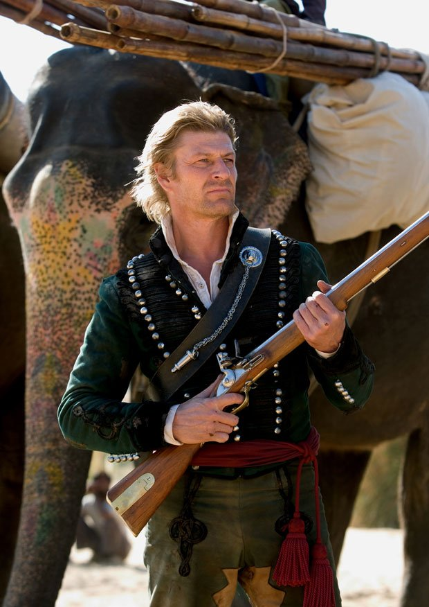 British soldier-hero Richard Sharpe (Sean Bean) comes out of retirement to qu...