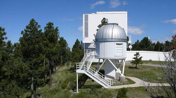 The Apache Point Observatory near Cloudcroft, New Mexico, is home of the Sloan Digital Sky Survey, one of the most ambitious and influential sky surveys in the history of astronomy.  From 2001 to 2008, Apache Point's telescope recorded deep, colorful images covering more than a quarter of the sky and mapped more than 930,000 galaxies.