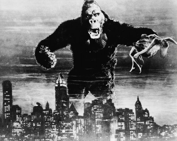 "Publicity still for ""King Kong"""