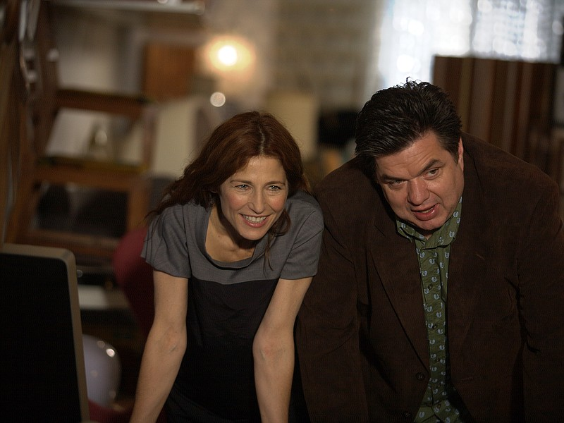 Catherine Keener and Oliver Platt are a married couple in Nicole Holofcener's...
