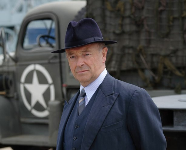 Newly retired, Foyle (Michael Kitchen, pictured) is drawn to the case of a we...